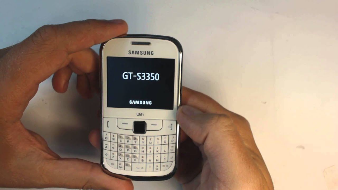 facebook messenger pour mon gsm gs3350