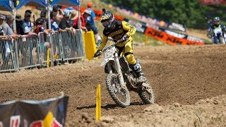 Take a full moto ride with Darryn Durham as he races the 125 All St...