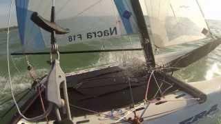 f18 catamaran nacra infusiun 2013 5 min