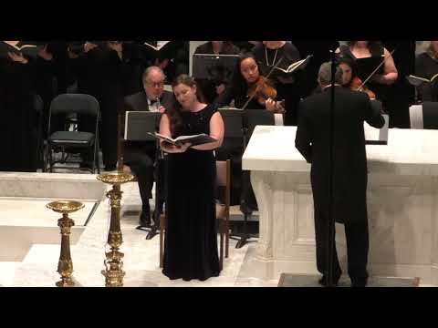 The Oratorio Society of New Jersey   Saturday, November 11, 2017  Second Half