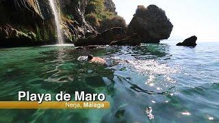 Playa de Maro, Nerja