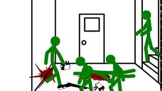 Stickman Zombie Area 24 Part 3