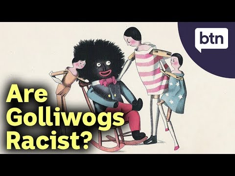 What are Golliwogs & are they Racist?  - Behind the News
