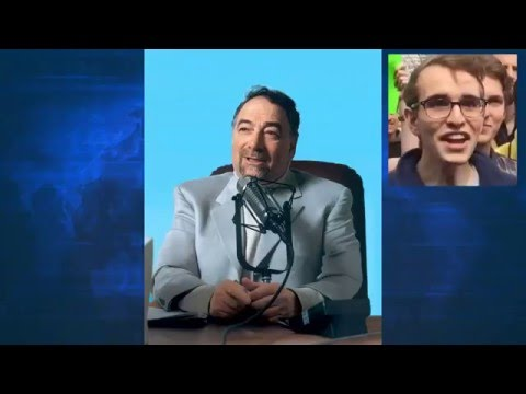 Michael Savage vs Bernie Supporters Episode 2 - Ignoramus Callers!