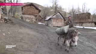 У віддалені кишлаки Таджикистан прийшла зима