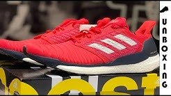 adidas Solar Boost - Action Red/White/Legend Ink