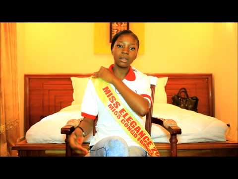 Chronique des Miss Africaines de France 2014 au Congo Pointe
