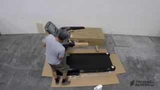 BH Fitness S5Ti Treadmill Assembly Mp3