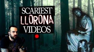 10 Llorona Sighting Caught on Video : Curse of La Llorona