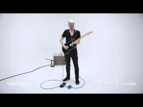 BOSS VB-2W Vibrato Sound Examples by Neil Swanson