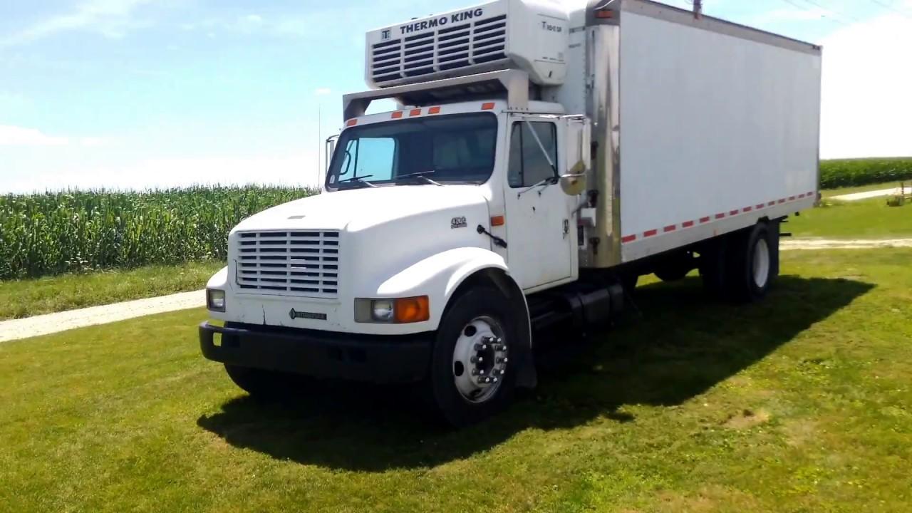 Box Truck RV Tiny House Conversion Initial Walkaround