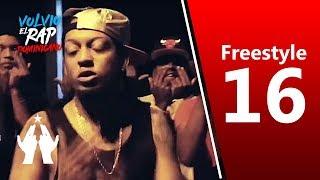 VOLVIO EL RAP DOMINICANO (Part. 16) 🎵 @RochyRD #CiruMonkey #Freestyle HD