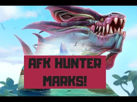 Obtain Tons Of Hunter Marks AFK For Big Game Hunter! RS3 | 2019 | Runescape