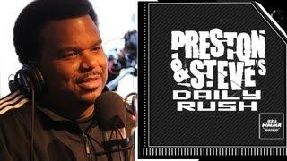 Craig Robinson - Preston & Steve