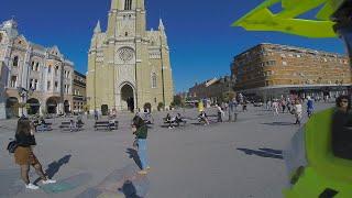 Danas je tacno GODINU DANA od kako sam se preselio u Novi Sad