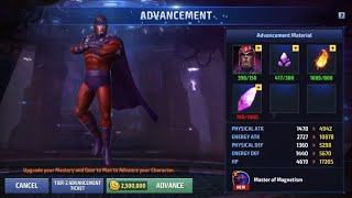 Magneto Deluxe Package - Marvel Future Fight | Unlocking Magneto ! Wolverine Epic Quest Rewards