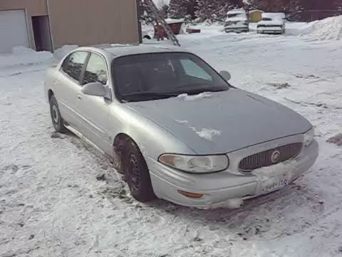 The 2001 Buick Lesabre