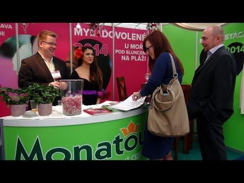 Holiday World 2014, Praha - Travel Channel Slovakia
