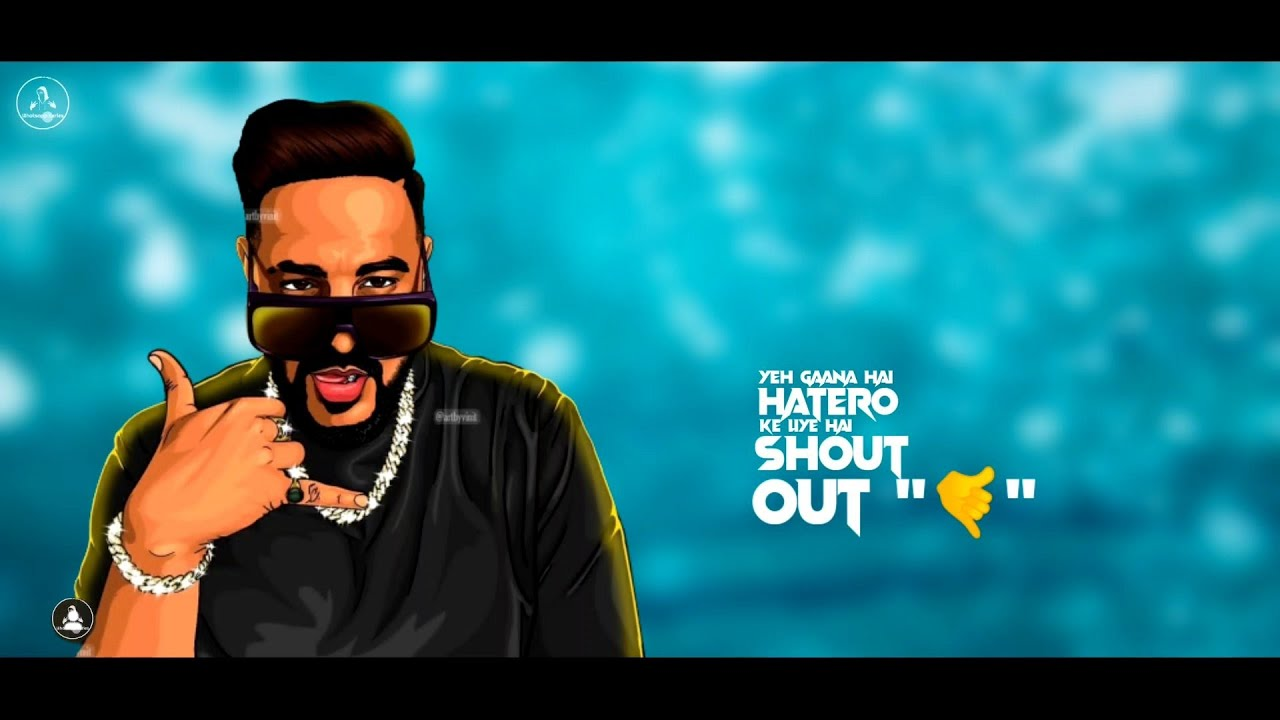 Badshah - CLOUT WhatsApp Status Video Lyrics 2020 || WhatsApp Series