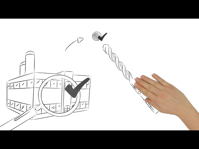 PGM Certification Mark for Alpen Hammer Drill Bits & Percussion Drill Bits Explained