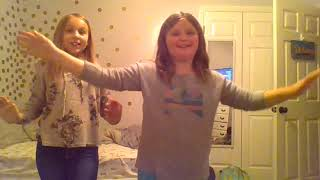 Dance tutorial to Friends by Anne Marie and Marshmello