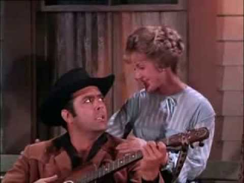 pernell roberts early one morning song from bonanza ponderosa party time with. Black Bedroom Furniture Sets. Home Design Ideas
