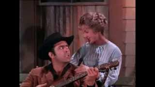 "Pernell Roberts - ""Early One Morning"" - song from ""Bonanza - Ponderosa Party Time!"""