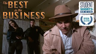 The Best in the Business - A Short Film Starring Vincent Mordente and Victoria Mordente.