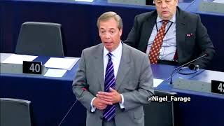 Farage: With Italy you