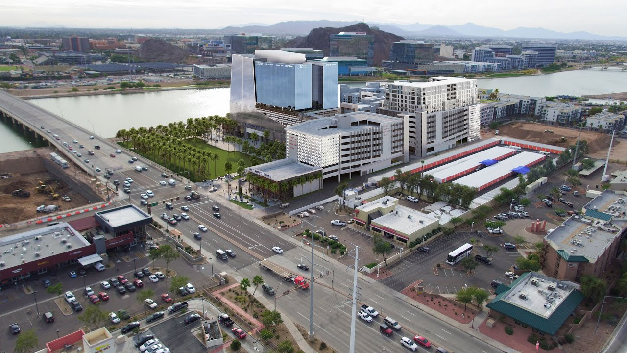 Developers break ground on first phase of The Watermark in Tempe
