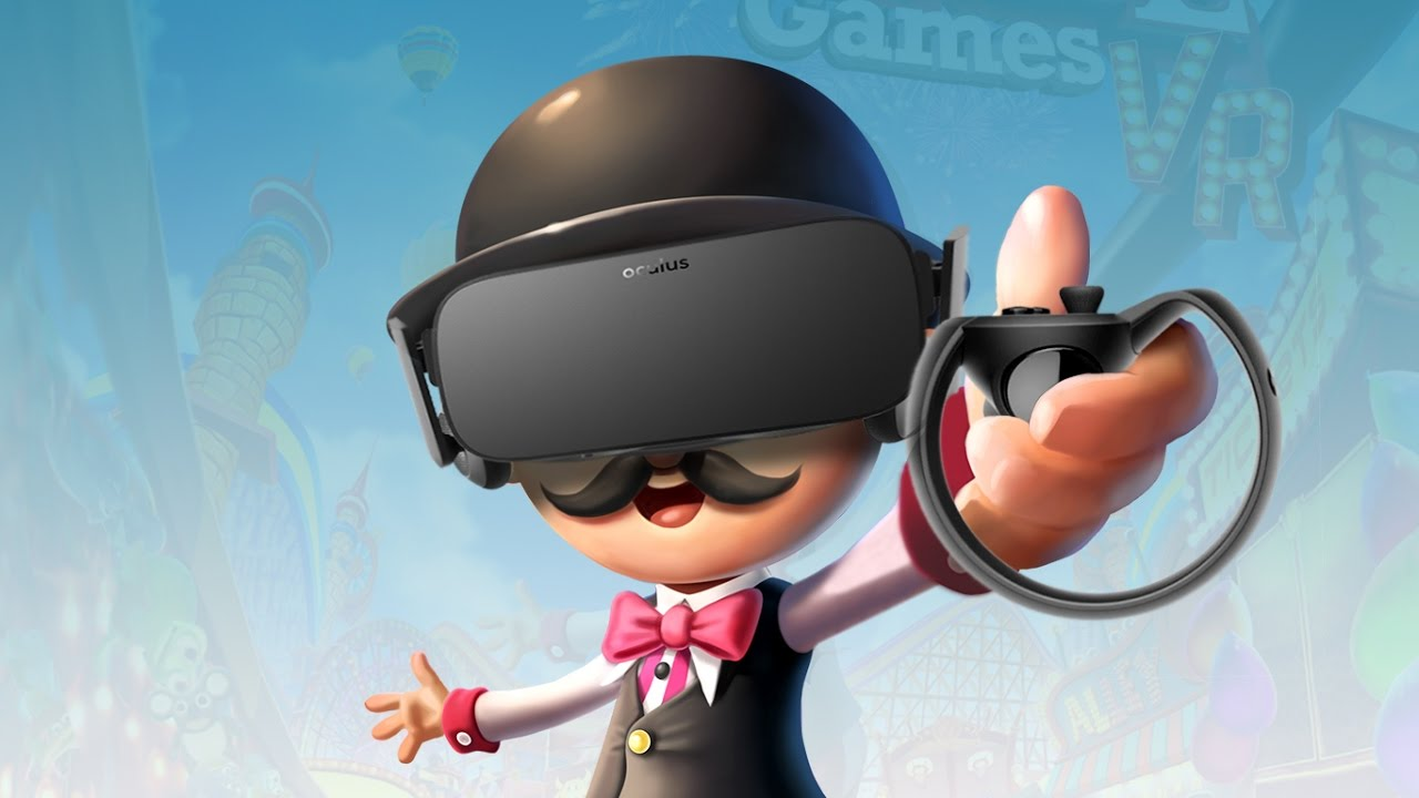 Carnival Games VR Oculus Launch Trailer (International Version)