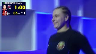 Диана Минкова BLR Women 81kg Group B European Championships Moscow 2021