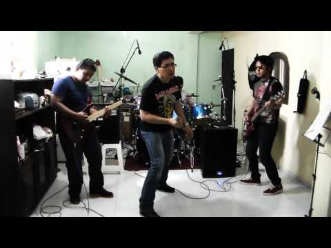 Breaking the law cover band live