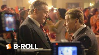 The Irishman B-Roll (2019) | Movieclips Coming Soon