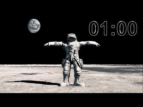 Moon Dancer - 1 Minute Timer with LoFi Music