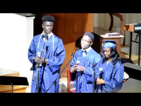 Georgetown High School 2016 Baccalaureate Service (snippet)