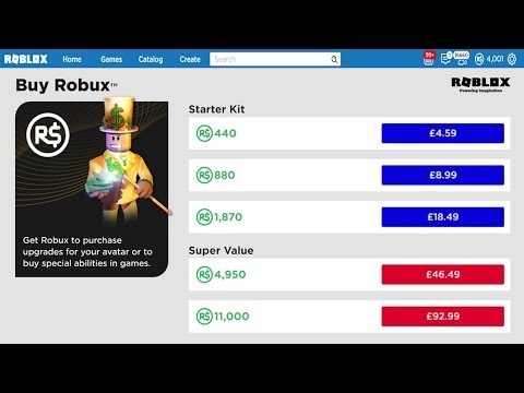 Roblox Prices For Robux I M Never Buying Robux Again Youtube