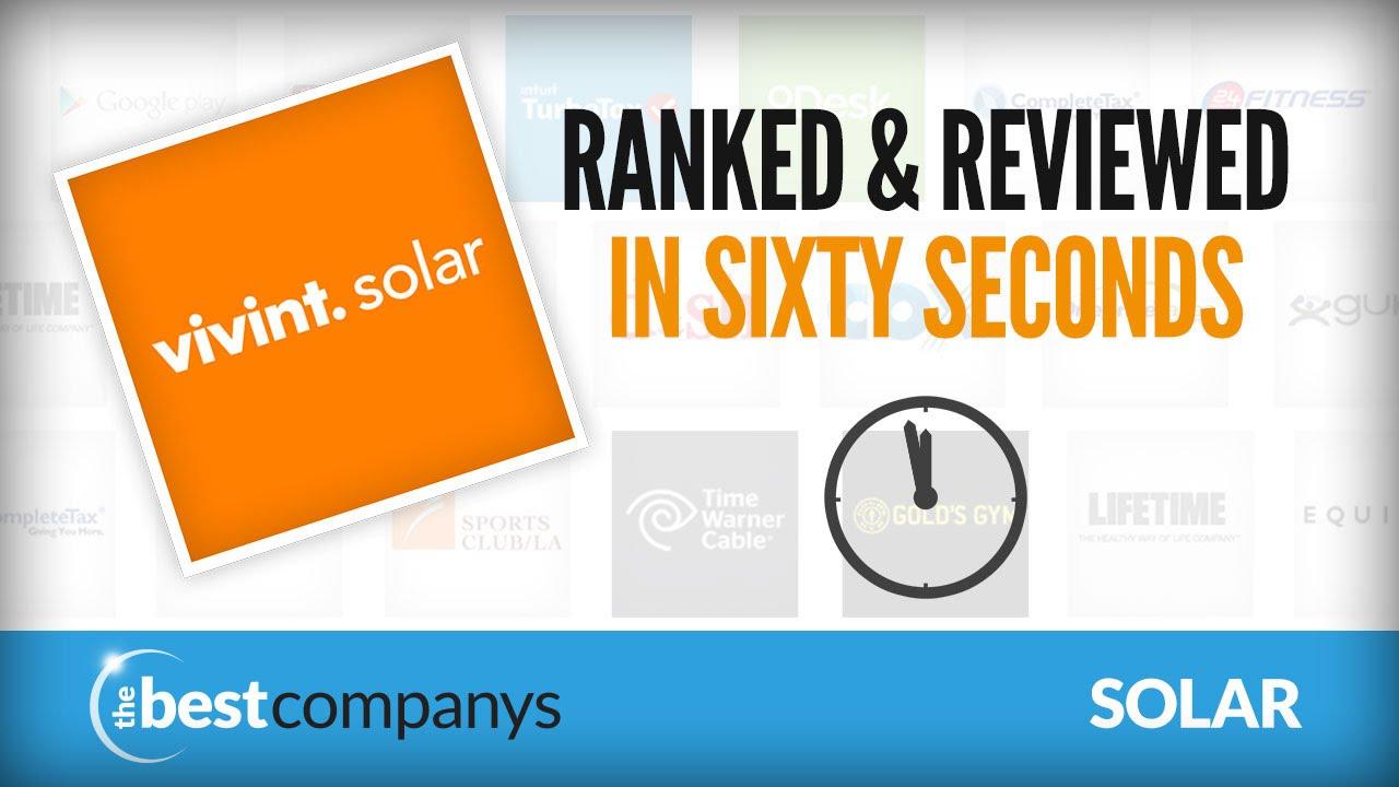 Vivint solar reviews california - Vivint Solar Reviews California 5