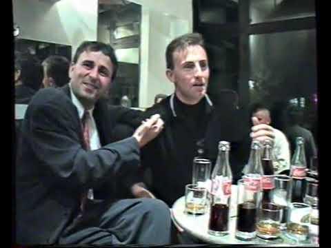 NOVI TRAVNIK Otvaranje 1998 Caffe Club VICTORY Herceg Bosna HVO HOS Bosnia