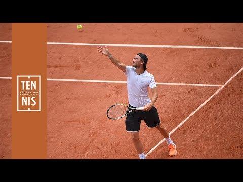 Mes hot shots - Adrian Mannarino | FFT