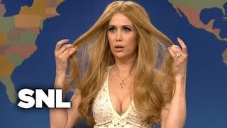 Weekend Update: Lana Del Rey - Saturday Night Live