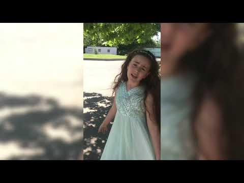 «Девочка-Россия». Исполняет Амирханян Сона, 9 лет (Армения, г. Ереван)