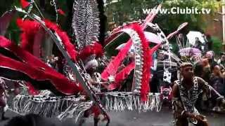 Leeds West Indian Chapeltown Carnival Parade 2014