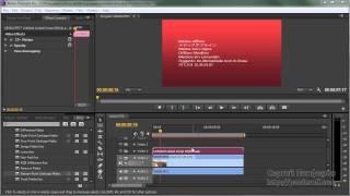 Adobe Premiere Pro - Работа с Масками.