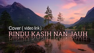 David Iztambul Feat Ovhi Firsty – Rindu Kasiah Nan Jauah Lyrics