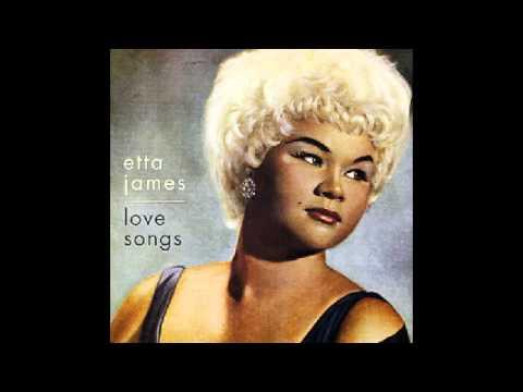 Etta James  At last new version