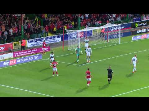 Swindon Tranmere Goals And Highlights