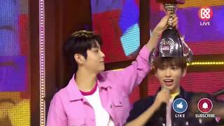 Gambar cover TXT 'CROWN' 3rd Win @Show Champion 190320