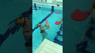Обучение плаванию МАМА + МАЛЫШ, грудничковое плавание
