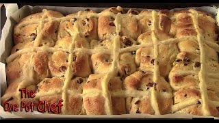 Hot Cross Buns - Easter Recipe